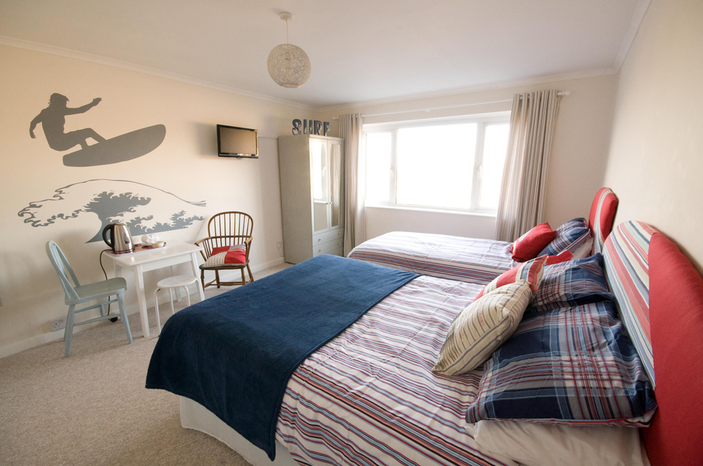 Luxury Surf and Stay at The Cove - Family Bedroom