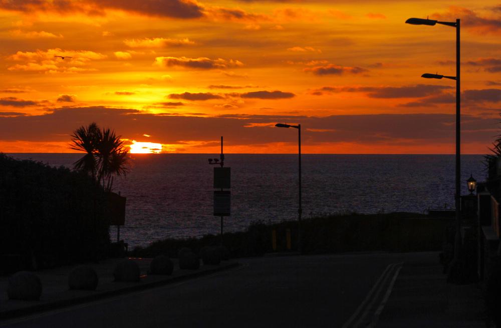 Sunset Surf Lessons