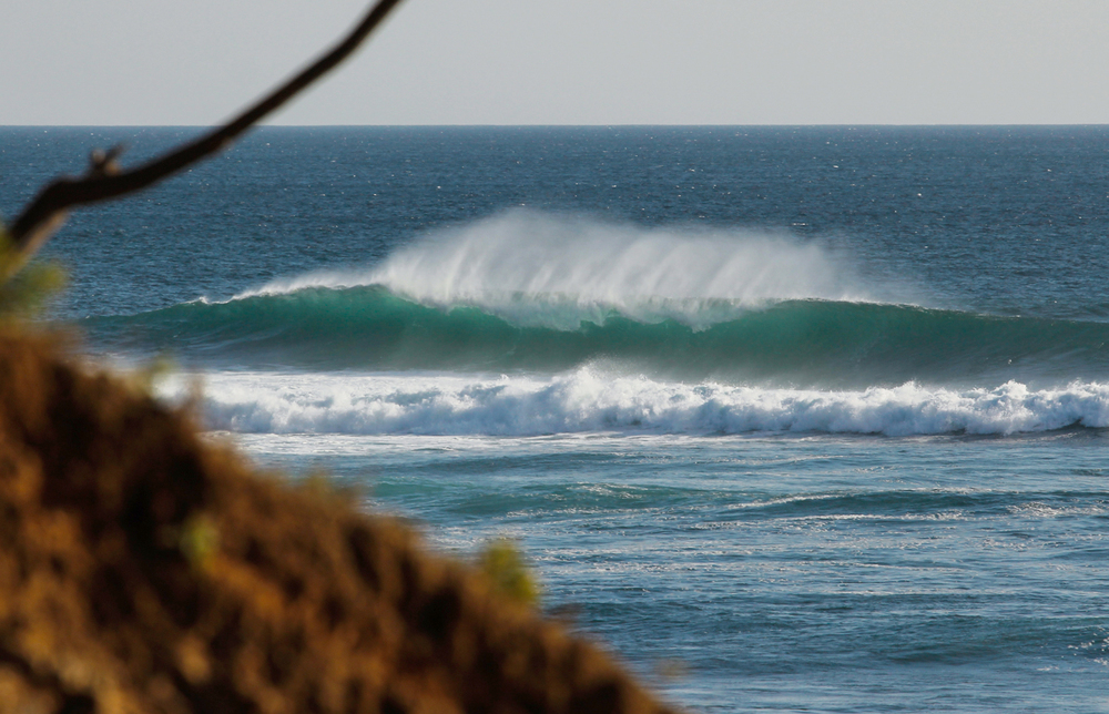 Outer reef, Popoyo - Nicaragua