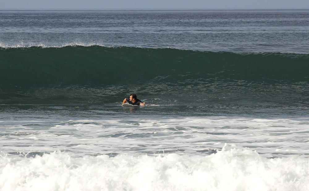 surf lesson theory