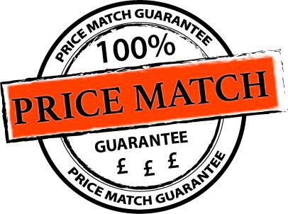Cornish Wave offer a Price Match Guarantee