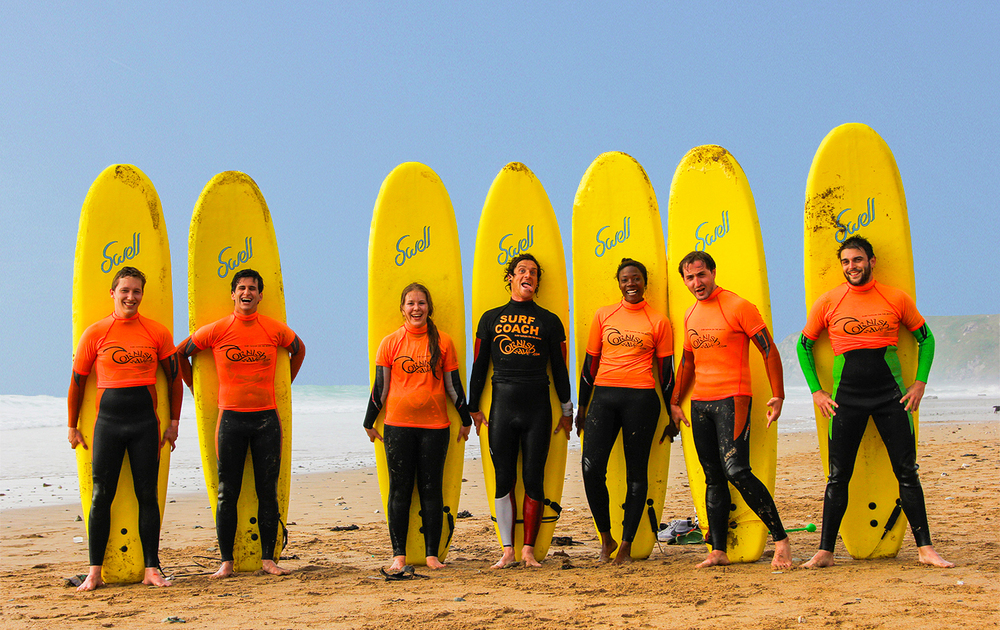 Group Surf Lesson Prices