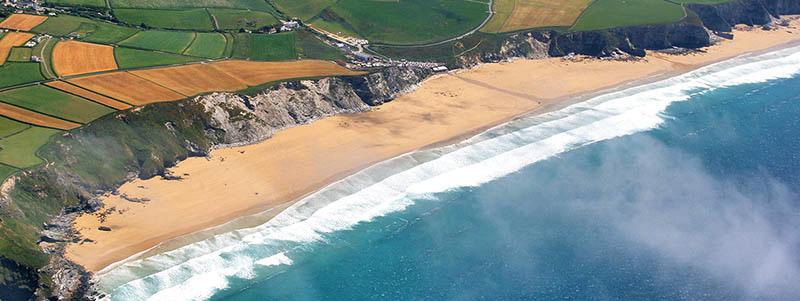Watergate Bay - A Stunning Cornwall Surf Spot