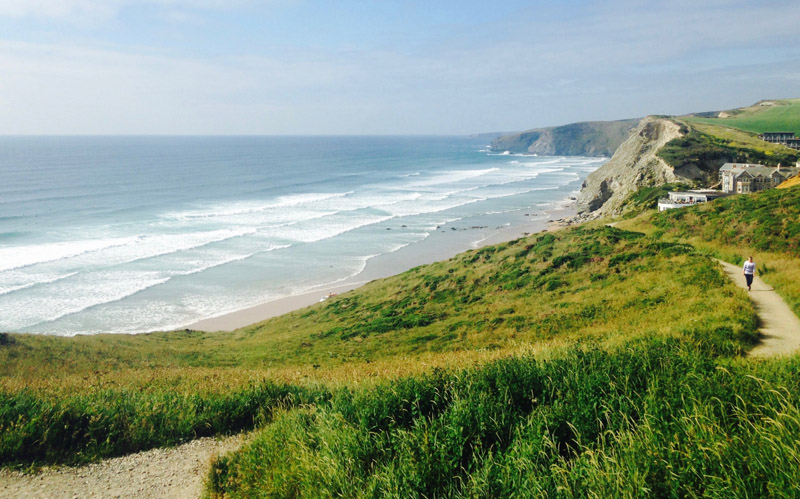 Watergate Bay - A nice place to be