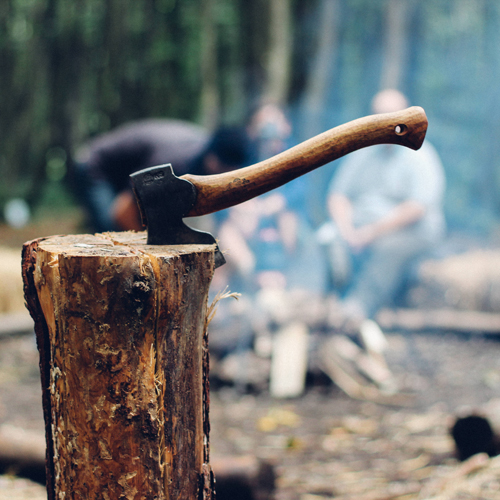 bell tent - Learn Bushcraft Skills and get close to nature