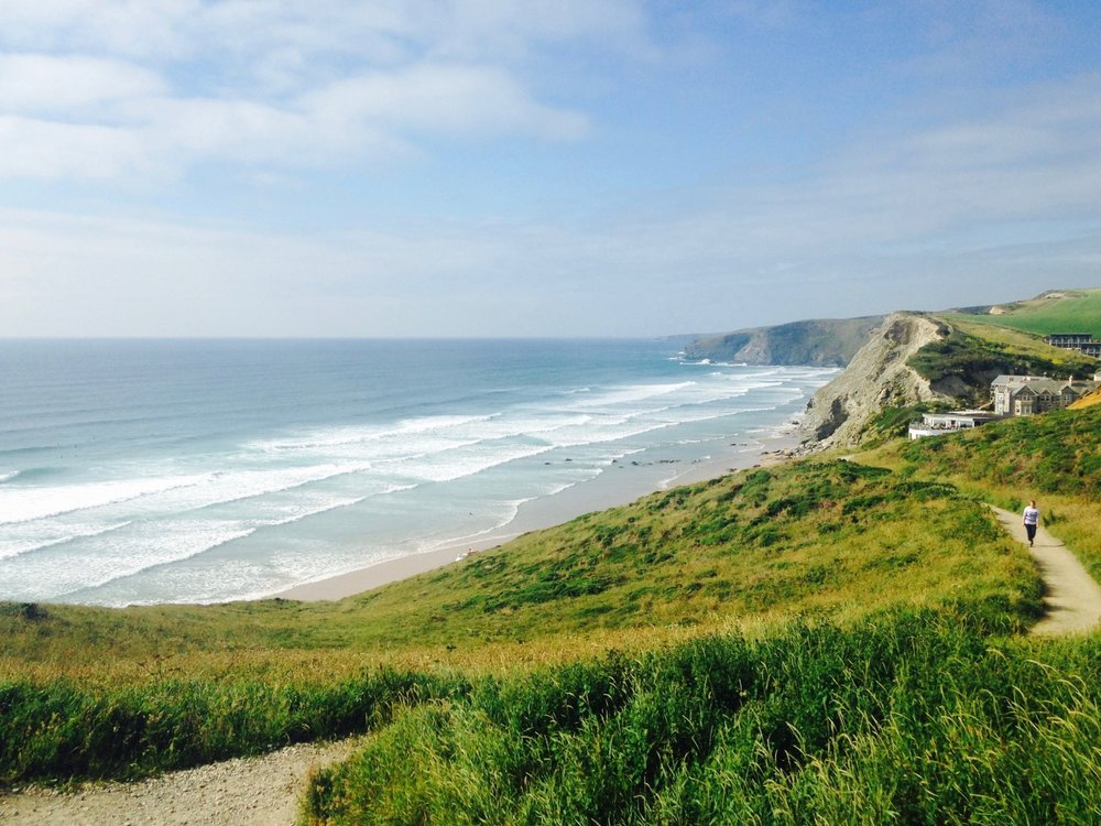 Surfari Package - surfing at watergate bay
