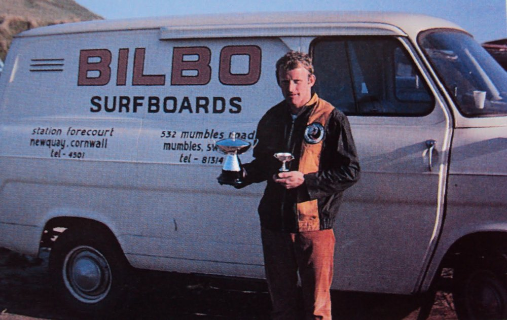 Bilbo Surfboards Co-Founder