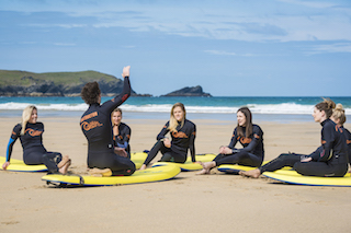 private group surf lesson prices