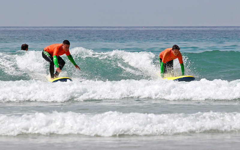 Stag Do Surfing Lessons