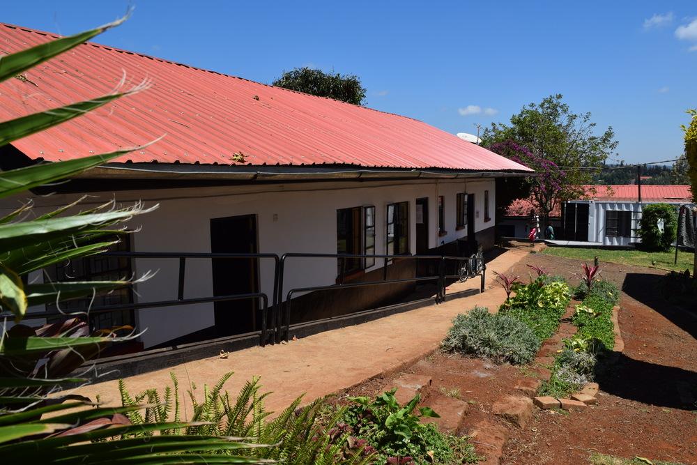 The Metropolitan Sanctuary for Sick Children, Nyeri, Kenya