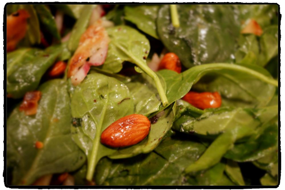 Best spinach salad recipe ...