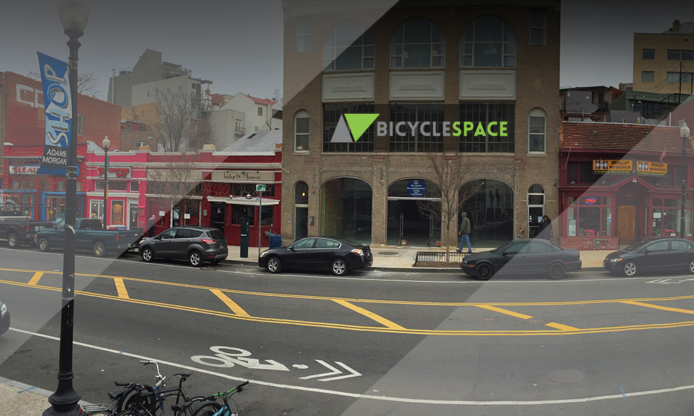 BicycleSPACE: 2424 18th St NW