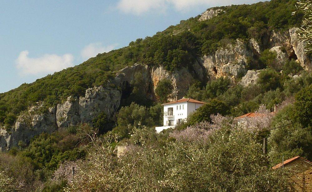House Remodelling, Afelianes, Greece