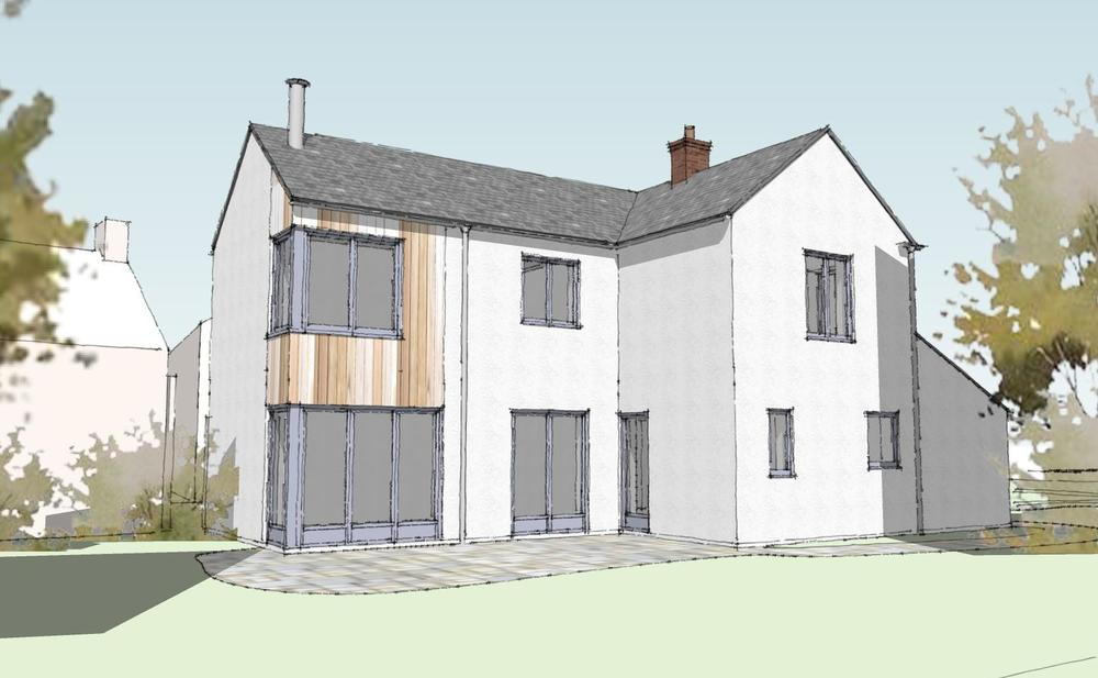 House Extension and Remodelling, Derbyshire
