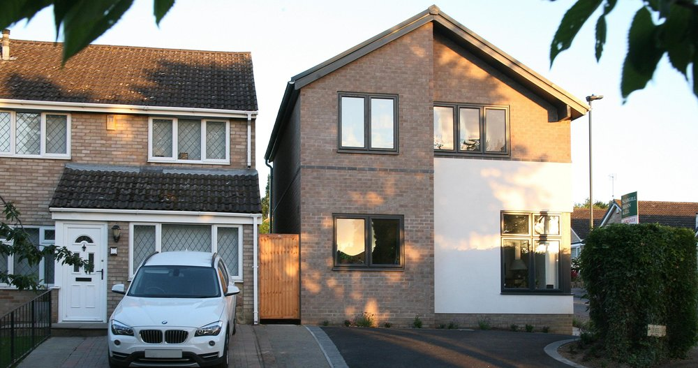 New House, Allestree, Derbyshire