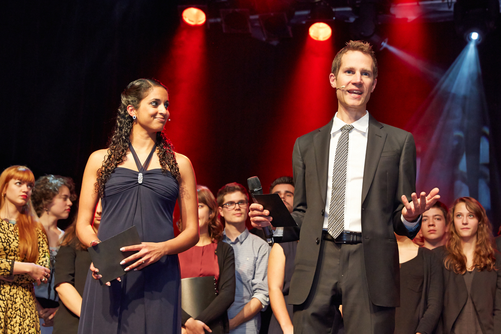 Jugendpreis der Burgergemeinde Bern, November 2014