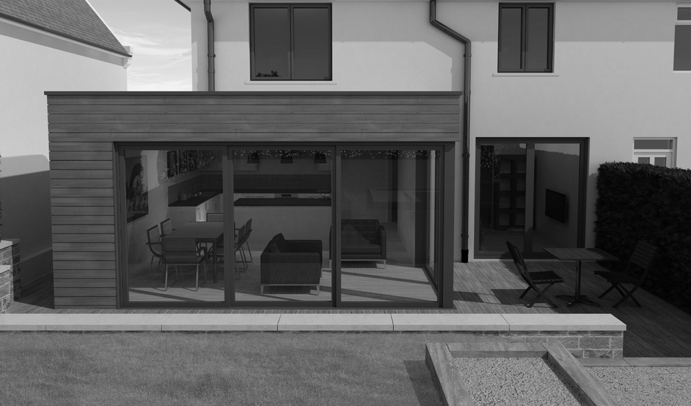 Contemporary House Extension Sheffield