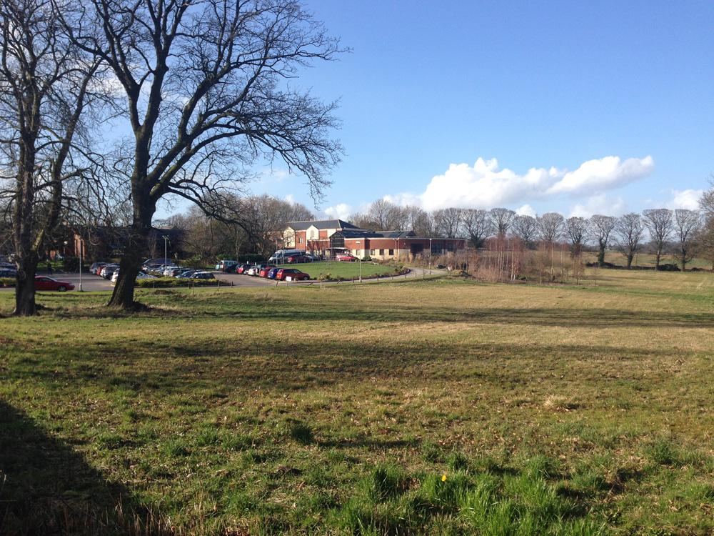 car park derbyshire