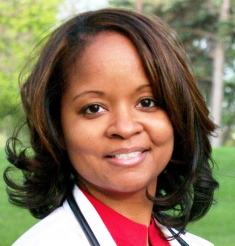 Tamiko Morgan , former medical director of Hennepin Health