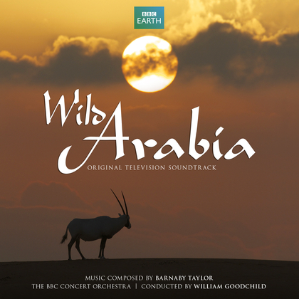 Wild Arabia: Available now on CD