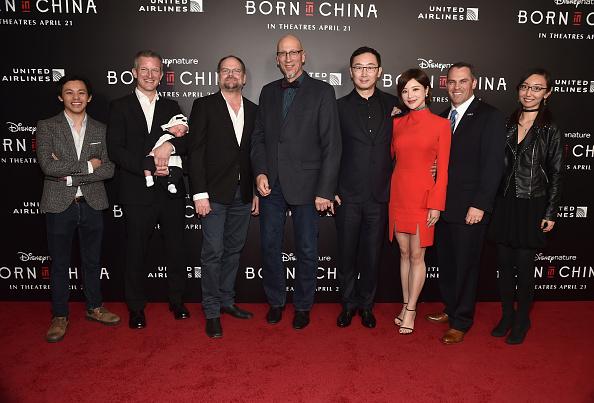 Charles Loi, Barnaby Taylor, Freddie Taylor, David Fowler, Roy Conli, Lu Chuan, Hu Die, Paul Baribault, Fei Yu