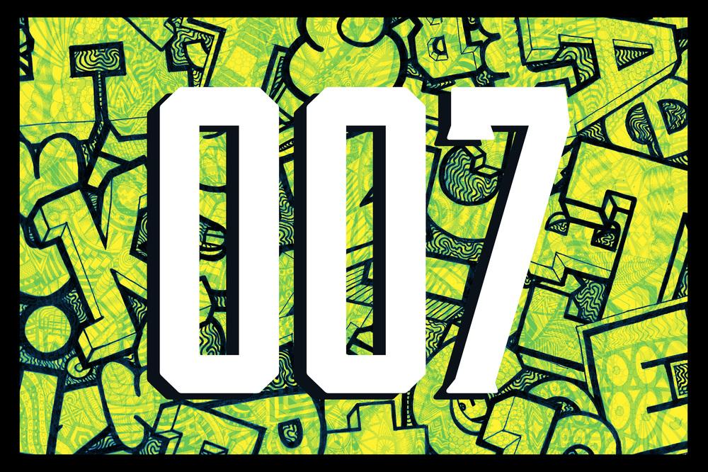 ALBOE - 007 Cover