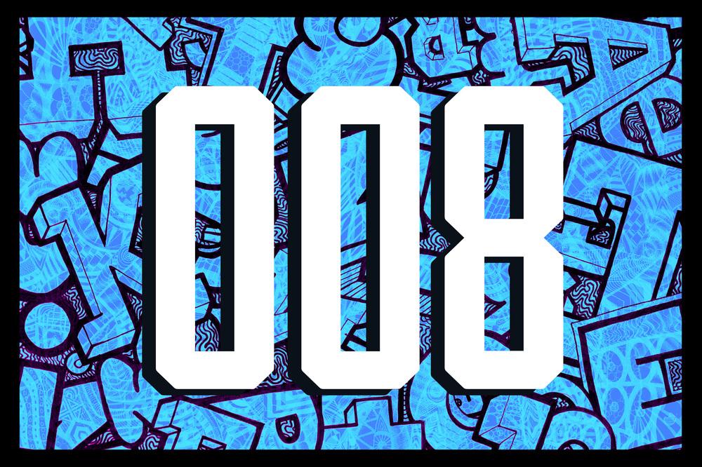 ALBOE - 008 Cover