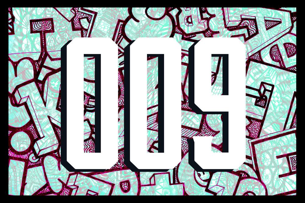 ALBOE - 009 Cover