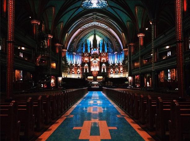 Basílica Notre-Dame De Montreal – Tara Kiernan