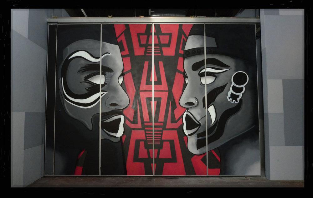 LF Mural Black Speckle Frame.jpg