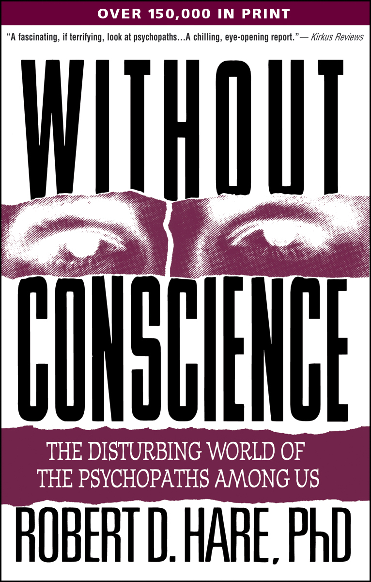 "<a href=""http://amzn.to/1J1ZHZv"">Without Conscience<strong>Psychopaths make up ~1% of the human population. Learn why, and how to protect yourself. </strong></a>"
