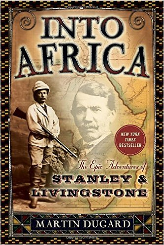 "<a href=""http://amzn.to/1Jj9FJA"">Into Africa<strong>Dr. Livingstone spent years in the most trying of circumstances exploring one of the last blanks on the map: the source of the Nile.</strong></a>"