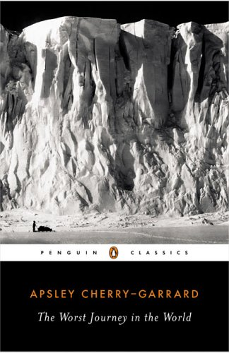 "<a href=""http://amzn.to/1JiVHTL"">The Worst Journey in the World<strong>Explore the depths of voluntary human suffering in this polar epic. Be inspired (and glad that you are warm).</strong></a>"
