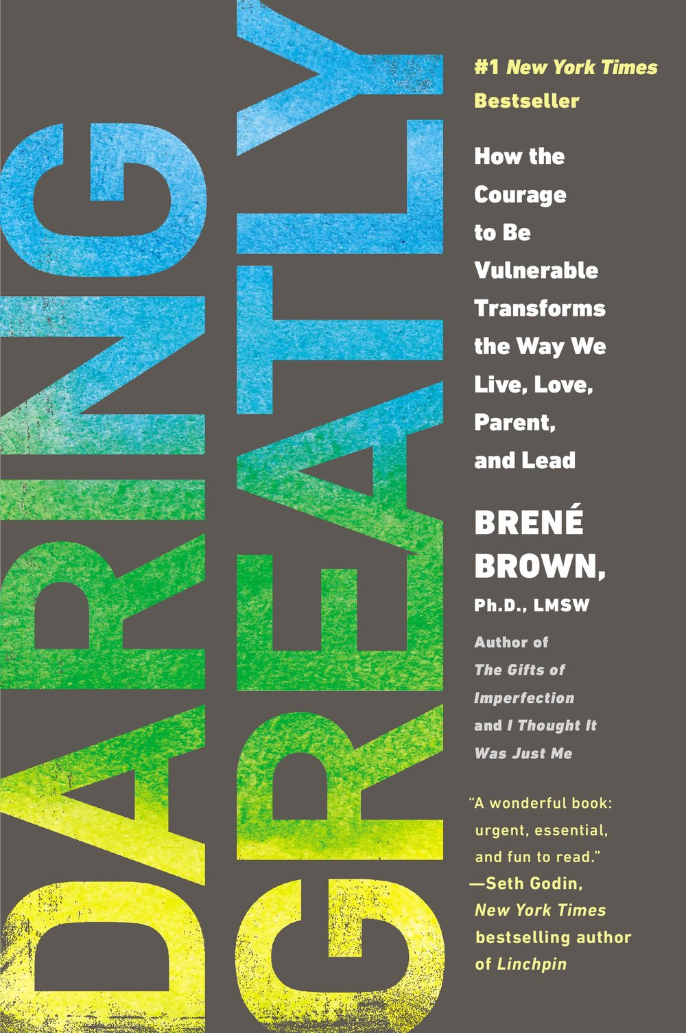 "<a href=""http://amzn.to/1WFnJmn"">Daring Greatly<strong>Being emotionally vulnerable in our society is increasingly a challenge. Brene Brown shows us the way out of this trap.</strong></a>"
