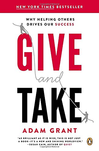 "<a href=""http://amzn.to/1E4IyBS"">Give and Take<strong>Altruism is often viewed as beneficial for society, but counter to our personal goals. Grant busts this myth, showing that givers win</strong></a>"