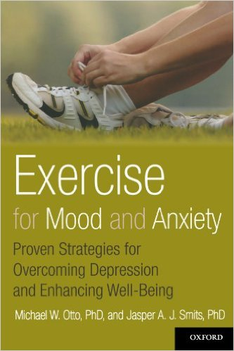 "<a href=""http://amzn.to/1NFFITM"">Exercise for Mood and Anxiety<strong>More an owners manual to personal psychology & motivation than a fitness book, learn how your mind really works.</strong></a>"