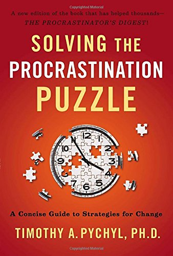 "<a href=""http://amzn.to/1fq5ZJM"">Solving the Procrastination Puzzle<strong>A based-in-research guide to moving past the destructive force of procrastination.</strong></a>"