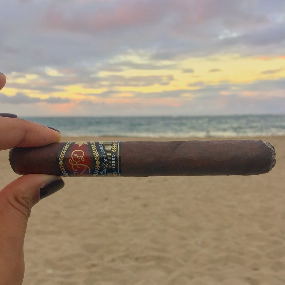 Copy of La Flor Dominicana Double Ligero Robusto