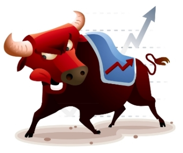 Obligatory 'bullish market' picture