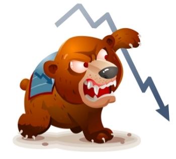 Obligatory 'bearish market' picture