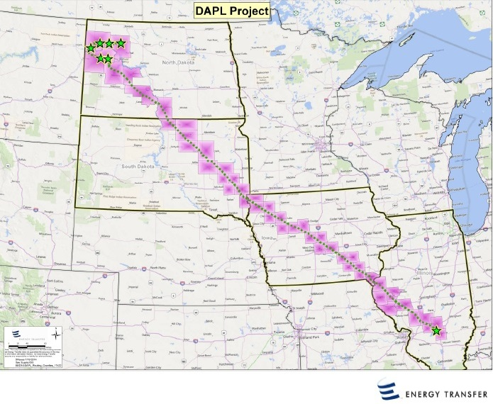 iowa construction delay of dakota access pipeline denied