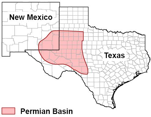 Permian Basin   (Shale Stuff)