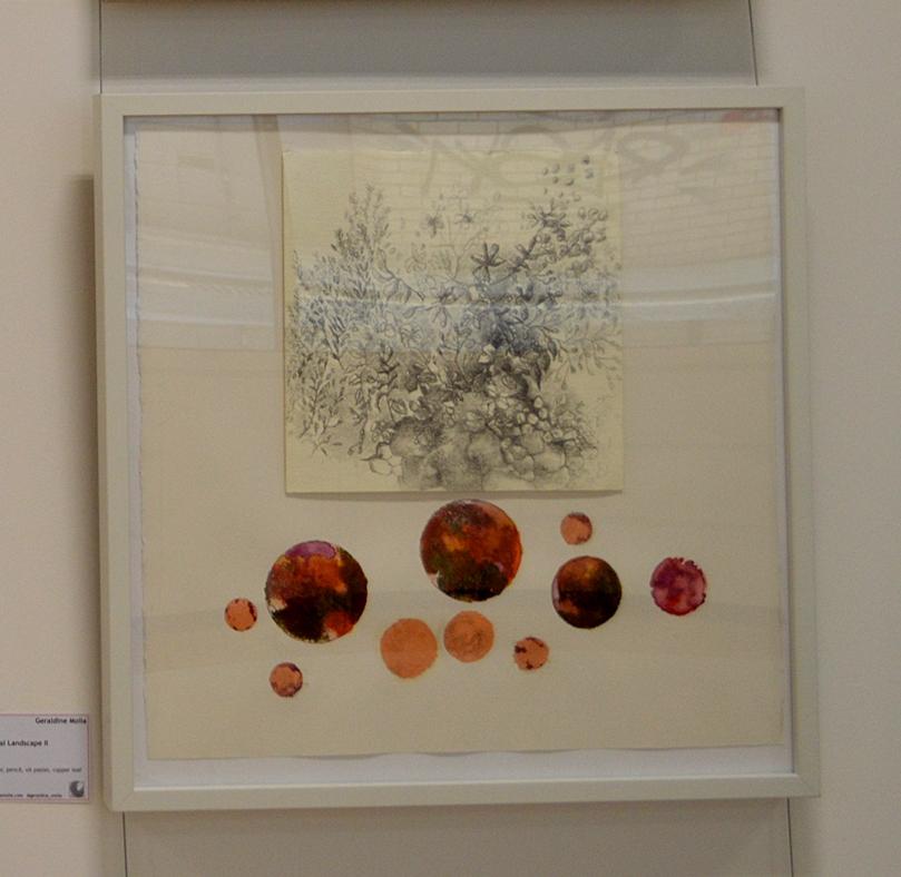 Emotional Landscape II - Geraldine Molia
