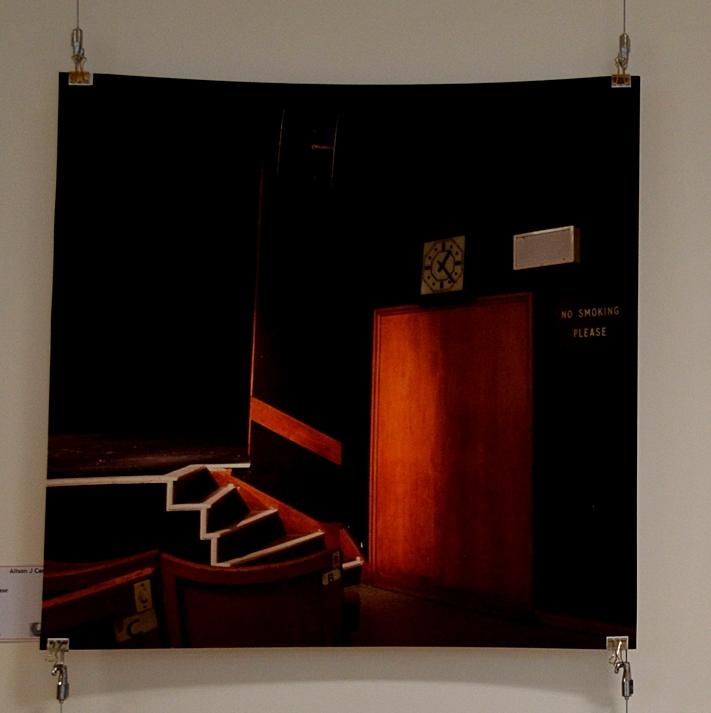 Ascending a Staircase - Alison J Carr