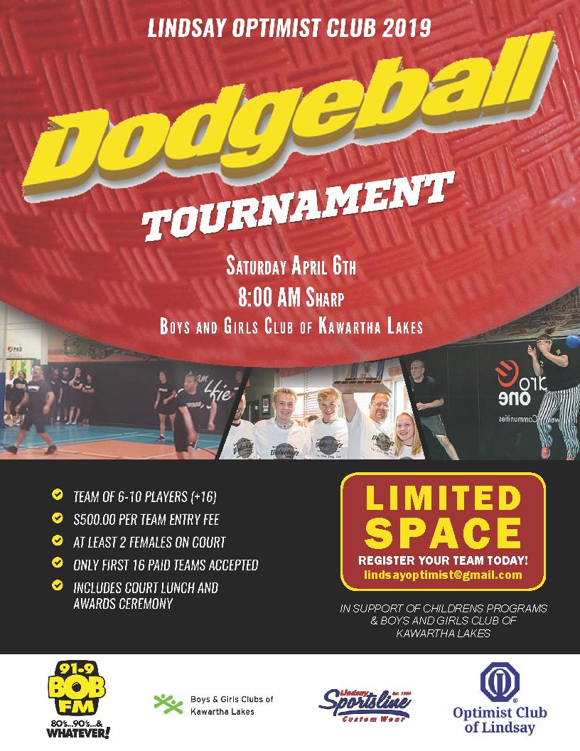 Lindsay Optimist_Dodgeball Flyer February 12 2019.png