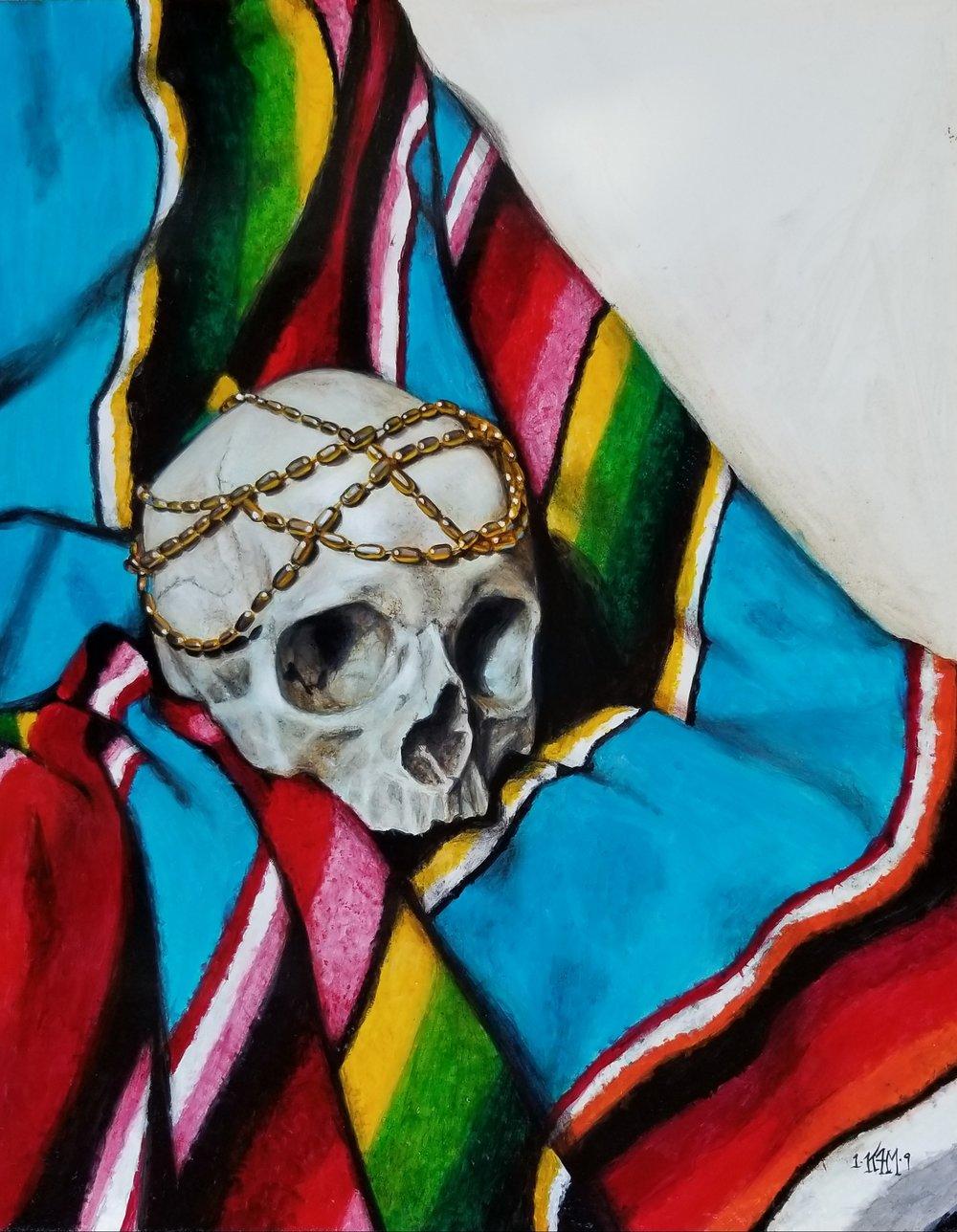 Skull and Blanket