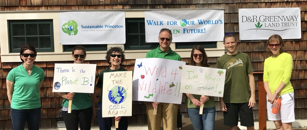 Walk for Our World's Green Future