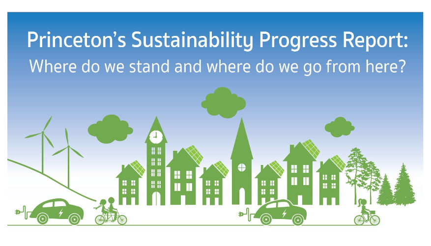 Princeton's Sustainability Progress Report