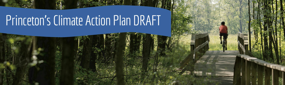 Princeton's Climate Action Plan DRAFT
