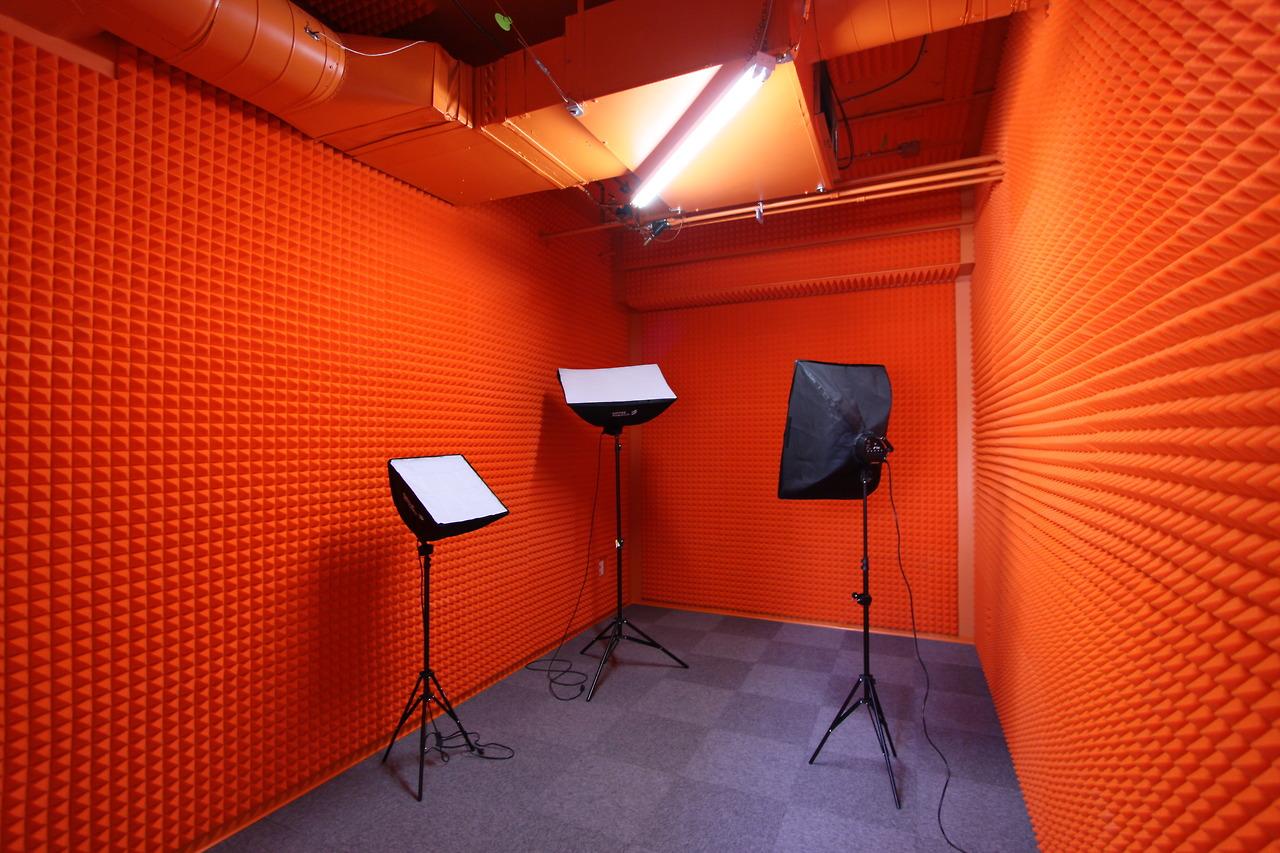 Recording studio,Venafi.
